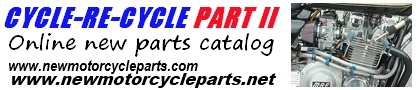 Cycle-Re-Cycle Part 2 New Online Parts catalog
