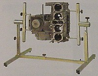 Motor Stand In Use